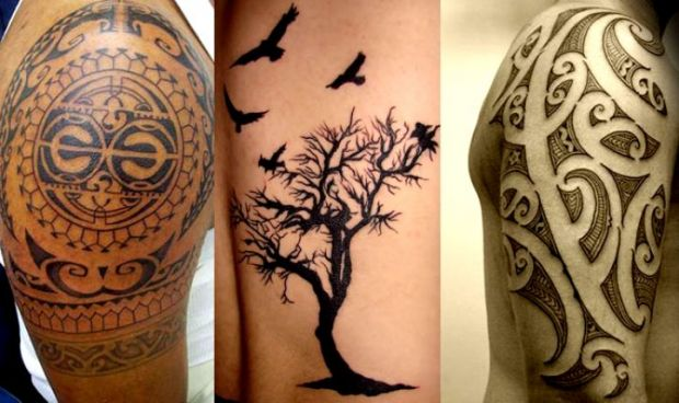 Tatuaże Męskie 77264