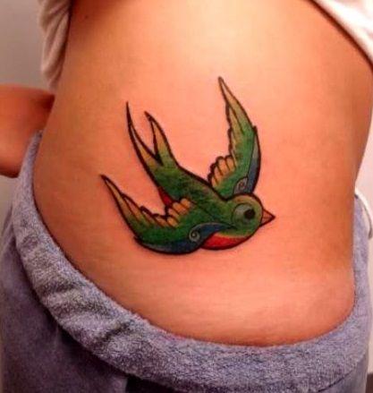 tatuaże jaskółki 1988