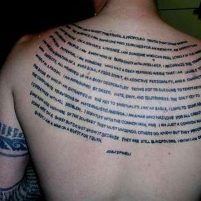 Tatuaże Wzory Zdjęcia Tatuaży Na Foto Blog 30
