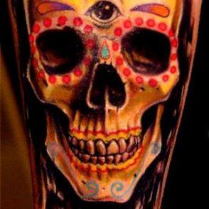 tatuaże czaszki 94238