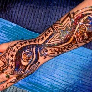 tatuaże henna 20406