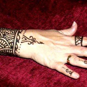 tatuaże henna 78498