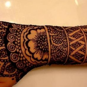tatuaże henna 50771