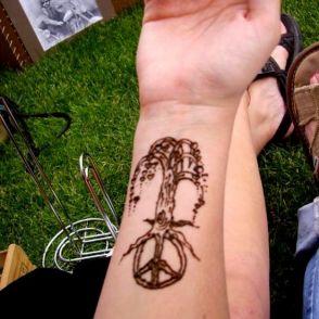 tatuaże henna 10487