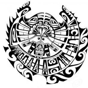 tatuaże wzory maoryskie